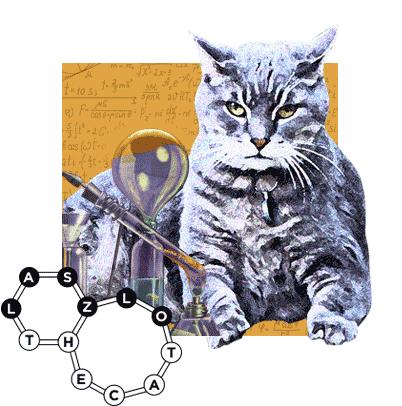 """Laszlo """"Fat Cat"""" Moholy-Nagy"""