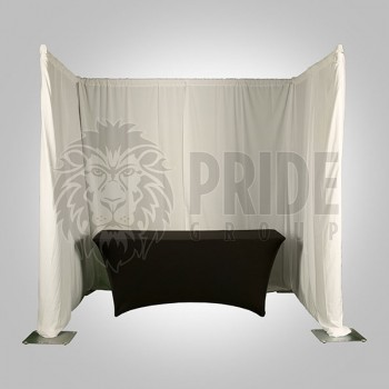 Pipe & Drape – Booth Package