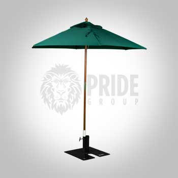 Market Umbrella 8' – Green
