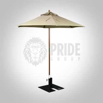 Market Umbrella 8' – Tan