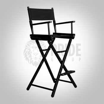 Chair – Director – Black