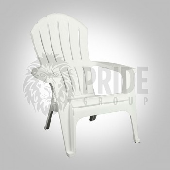 Chair – Adirondack – White
