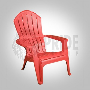 Chair – Adirondack – Red
