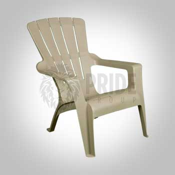 Chair – Adirondack – Brown