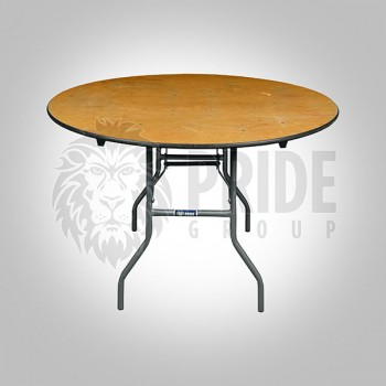 "Table 48"" Round"