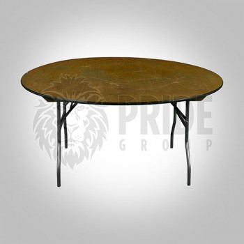 "Table – 72"" Round"
