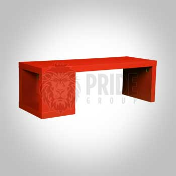 Coffee Table – Copen – Red