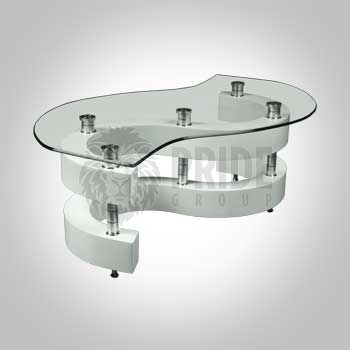 Coffee Table – Stack – White