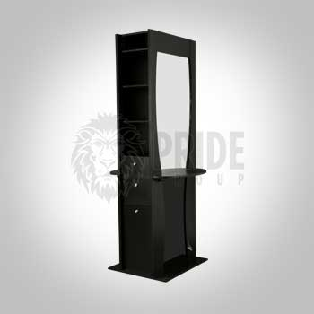 Vanity Station – Dual Sided – Black