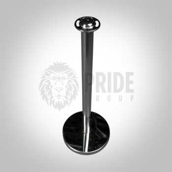 Stanchion – Chrome
