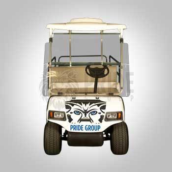 Golf Cart – 2 Passenger – Electric Utility Cart