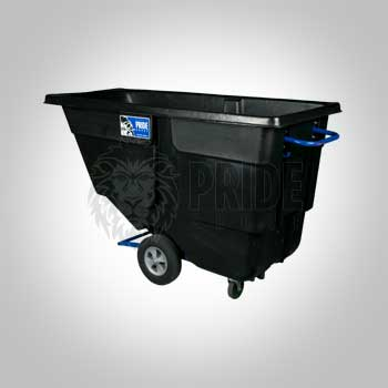 Cart – Push – Ecology – Black