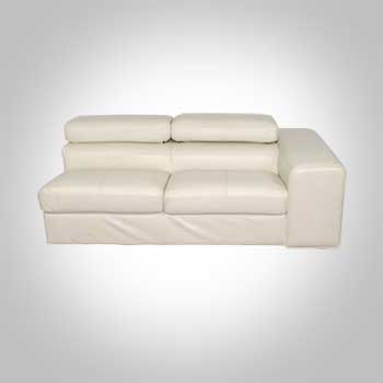 Adbax RT Seat – White