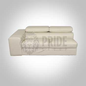 Adbax LT Seat – White