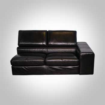 Adbax RT Seat – Black
