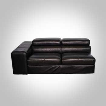Adbax LT Seat – Black