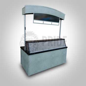 Chill Cart Kiosk